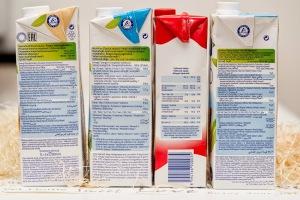 Porovnání s normálním mlékem