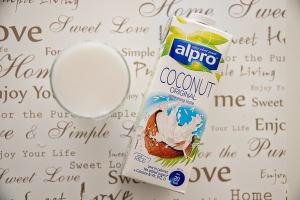 Kokosové Alpro Soya