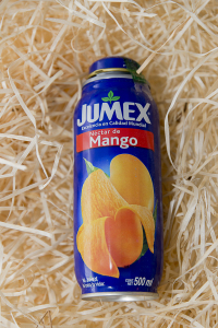 jumex, džus, mango