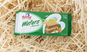 balconi, sušenka Wafers