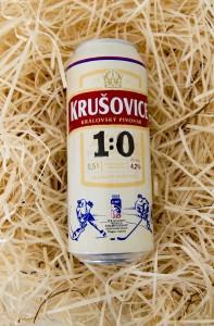 krušovice, pivo, hokejová edice 2015