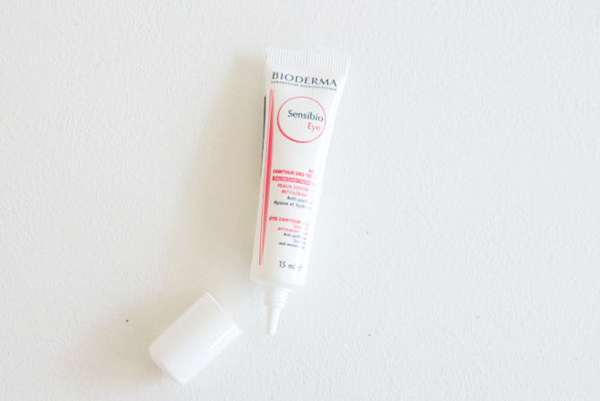 bioderma, oční gel