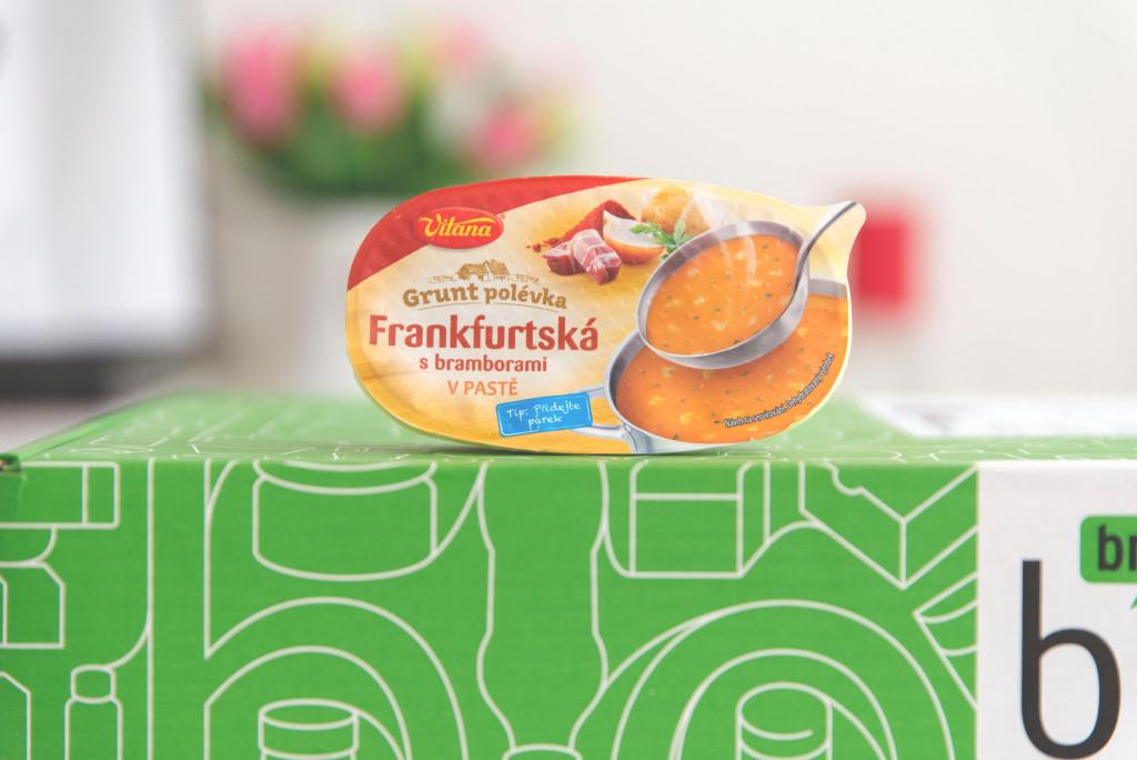 vitana, grunt polévka, frankfurtská s bramborami, 29 Kč