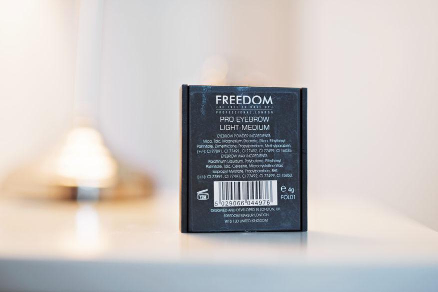 freedom brow kit