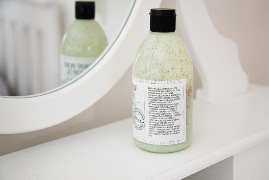 sefiros sprchové mléko