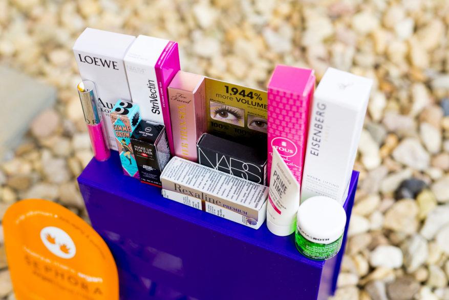 podzimní beauty box