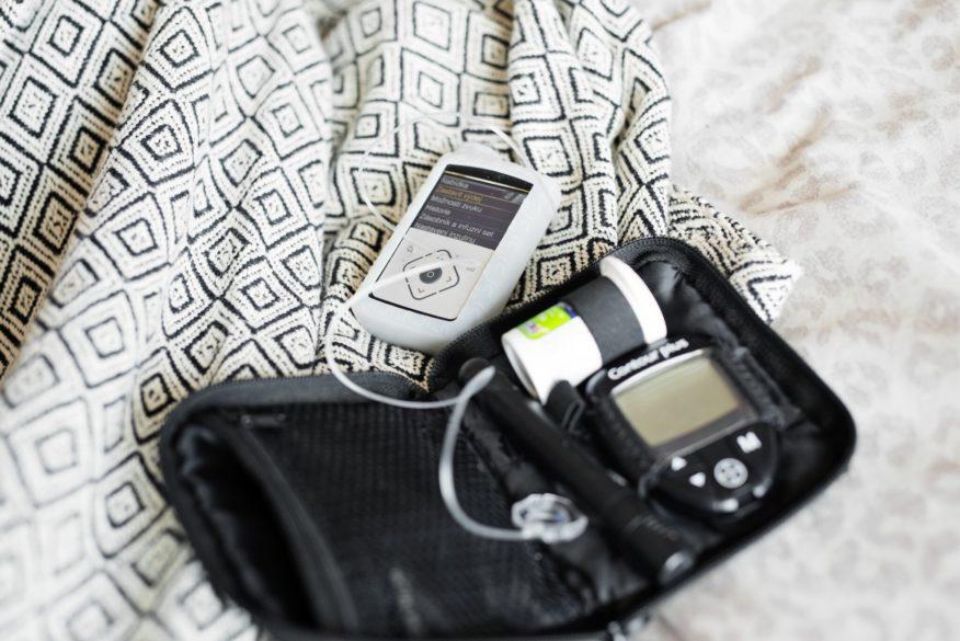 inzulínová pumpa blog