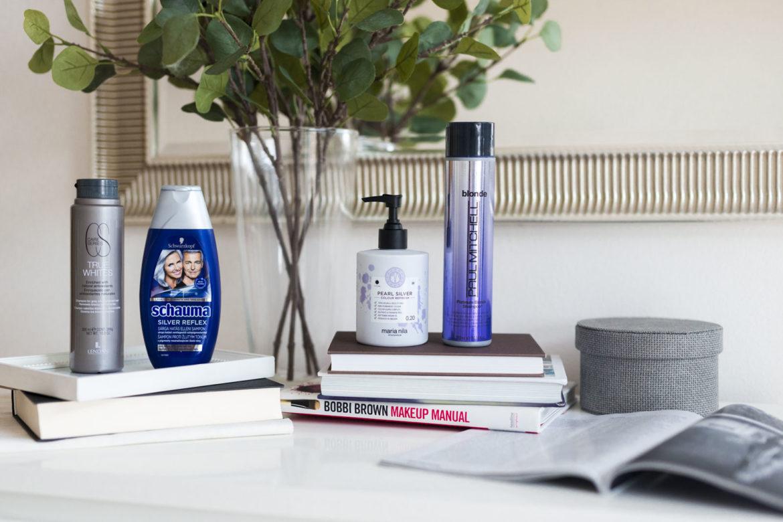 Srovnání silver šampónů