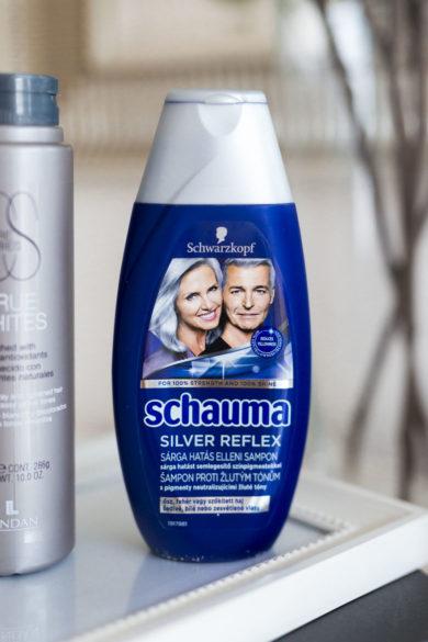 schauma šampón
