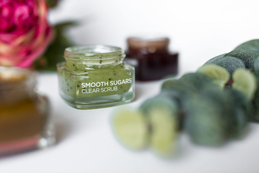 L'Oréal Paris Smooth Sugars