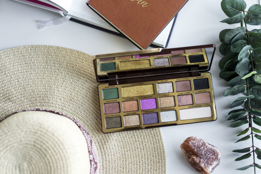 TOO FACED CHOCOLATE GOLD PALETKA