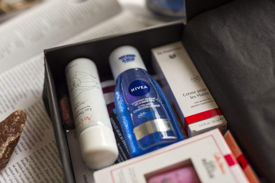marie claire beauty box