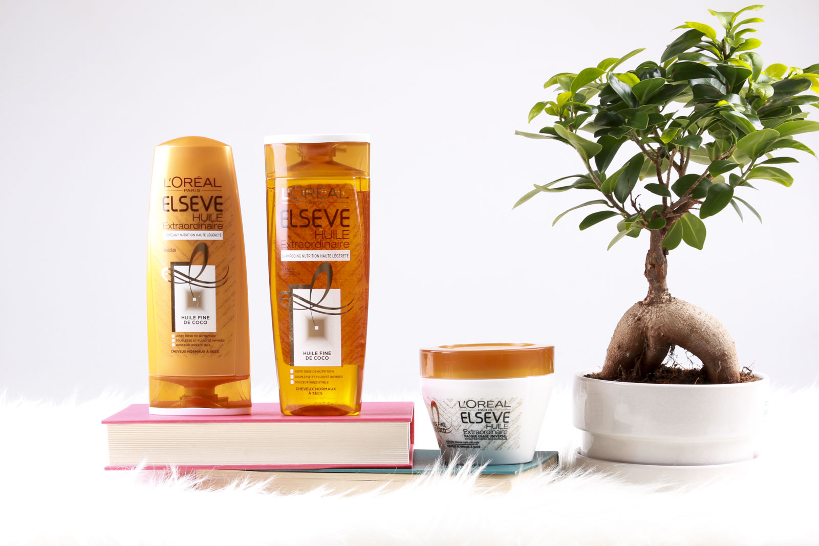Elseve Extraordinary Oil Coconut