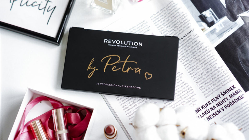 makeup revolution by petra