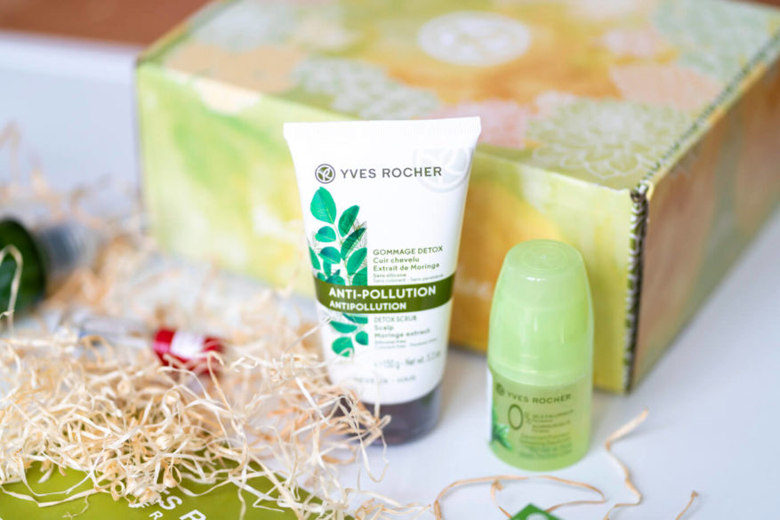beauty box Yves Rocher