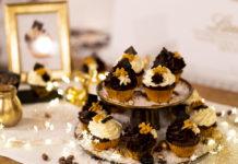 lindt cupcake