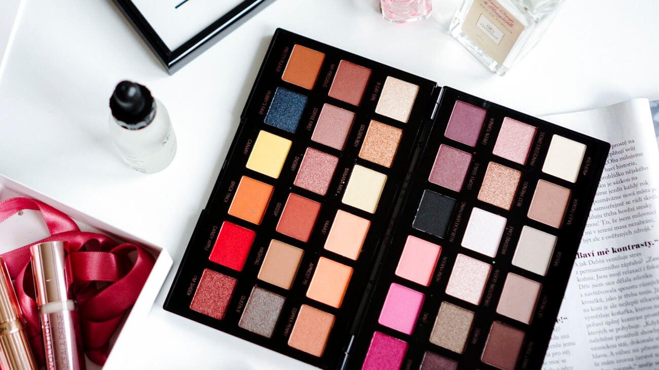 RECEZE: Paletka Makeup Revolution by Petra + SOUTĚŽ - OK ...