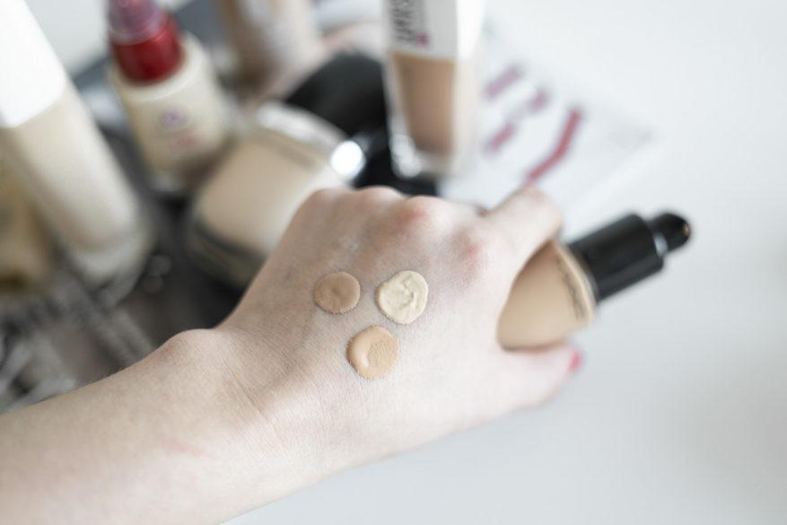 oxidace make-upu