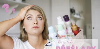 kosmetické přešlapy