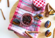 Pečený čaj ze švestek