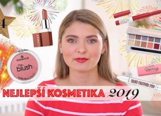 nejlepší kosmetika 2019